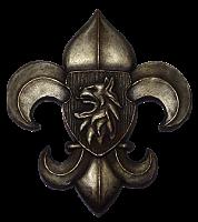 Skauti v Komárově Logo