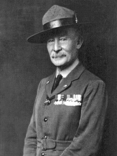 Robert Baden-Powel (zakladatel skautského hnutí)