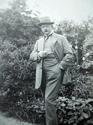 Ferdinand Pakosta (profesor berounského gymnázia)