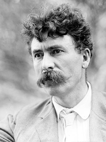 Ernest Thompson Seton (americký spisovatel a propagátor Woodcraftu)