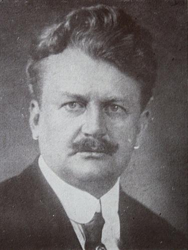 Antonín Benjamin Svojsík (zakladatel českého skautingu)