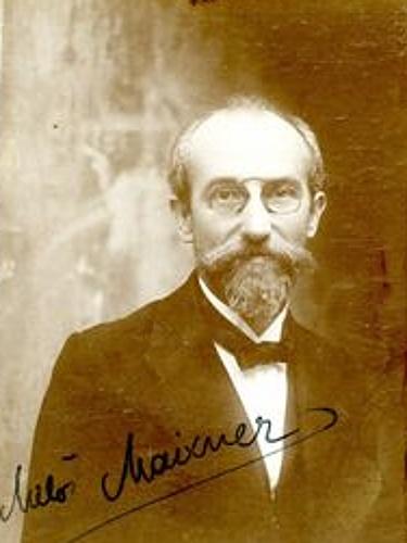 Miloš Maixner (profesor berounského gymnázia)