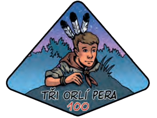Tři orlí péra (100 let)